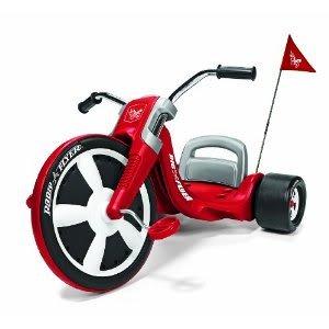 Imagen de Juguete / Juego de Radio Flyer 2 En 1 Trike Con ajustable de 3 posiciones de asiento y Mag Wheels Plus Grip Performance Tread