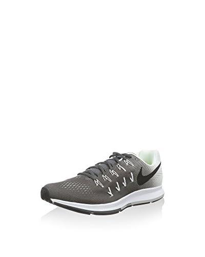Nike Zapatillas Air Zoom Pegasus 33 Gris Oscuro