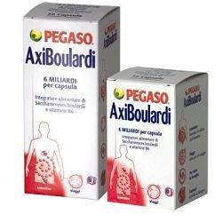 Pegaso Axiboulardi Integratore Alimentare Probiotico - 30 Capsule