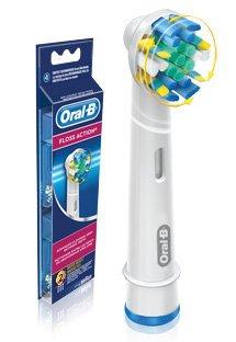 ブラウン オーラルB 電動歯ブラシ デンタプライド 替えブラシ EB25ー2