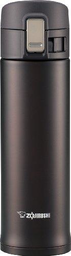 Zojirushi SM-KB48TM Stainless Steel Travel Mug, 16-Ounce/0.48-Liter, Dark Cocoa
