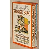 Thelwell's Horse Box:  Containing - Angels on Horseback, Thelwell Country, A Leg at Each Corner, Riding Academy (0525215808) by Norman Thelwell