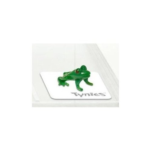 Tynies Animals Rog - Frog 2 * Colors May Vary * Glass Figure