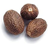 1oz(approx 6 nuts) Whole NUTMEG A+ Grade Organic