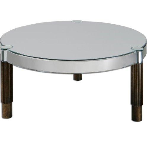 Bronze Eleni 36.75W Coffee Table 24395
