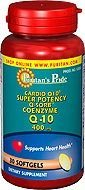 Puritan's Pride Q-sorb Co Q-10 400 Mg 30 Softgels 1 Bottle