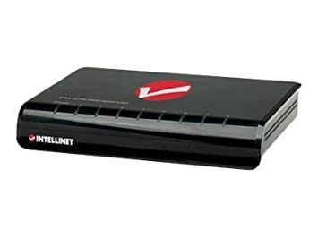 NEW! Intellinet 8-Port Gigabit Ethernet Switch 524124