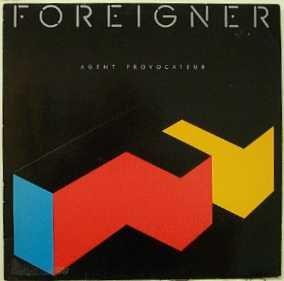 foreigner agent provocateur germany music. Black Bedroom Furniture Sets. Home Design Ideas