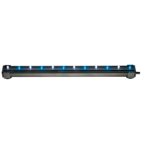 ViaAqua 12in 2.7 watt Blue & White LED Light
