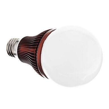 Rayshop - E27 10W 20X5730Smd 1000Lm 6000K Cool White Light Led Globe Bulb (220V)