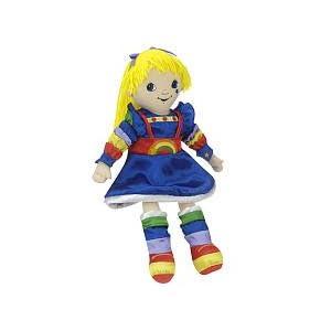 "Madame Alexander, Rainbow Brite Cloth Doll, Rainbow Brite Collection, Storyland Collection - 18"""