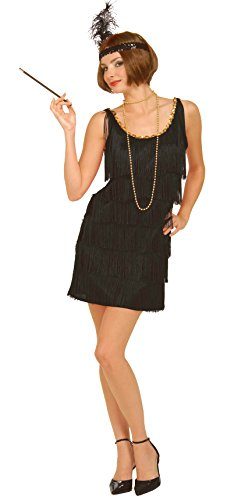 Forum Novelties Roaring 20's Flapper Dress and Headband Costume