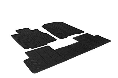 gledring-0306-custom-fit-all-weather-tapetes-para-suelo-de-goma-2012-2016-honda-cr-v-4-piezas-negro