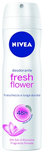 Nivea Deodorant Donna Fresh Flower Spray 150Ml