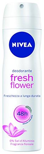 Nivea Deodorant Donna Fresh Flower Spray 150Ml