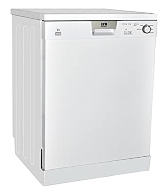 IFB Neptune FX Fully-automatic Front-loading Dishwasher (12 Place Settings, White)