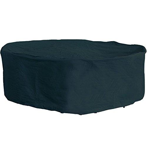 Robuste Schutzhülle für Sitzgruppe aus starkem Polyestergewebe anthrazit D= 320cm jetzt kaufen