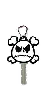 Disney Nightmare Before Christmas Soft Touch Key Holder Keyring