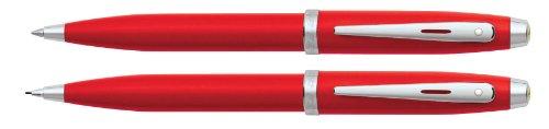 sheaffer-set-includes-ferrari-100-rosso-corsa-ballpoint-pen-pencil