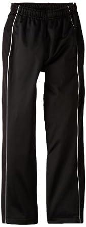 Soffe Big Boys' Warm Up Pant, Black, X-Small