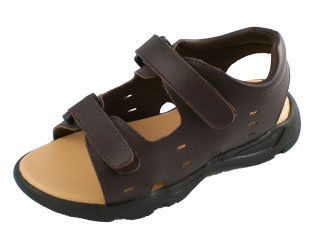 Boutique Josmo Boys Brown Leather Double Velcro Sandals - Buy Boutique Josmo Boys Brown Leather Double Velcro Sandals - Purchase Boutique Josmo Boys Brown Leather Double Velcro Sandals (Josmo, Apparel, Departments, Shoes, Children's Shoes, Boys, Slip-Ons & Loafers)