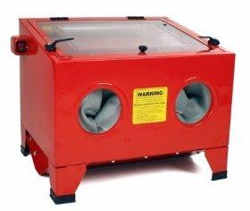 80psi Table Top 5cfm Abrasive Sandblaster Blast Cabinet by Pit Bull