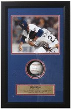 Nolan Ryan Autographed Limited Edition