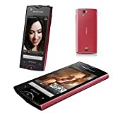 SONY ERICSSON XPERIA RAY / ST18i (PINK) : UNLOCKED INTERNATIONAL GSM ANDRIOD PHONE