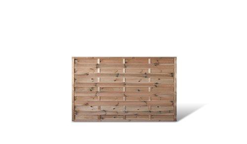 sichtschutzzaun berlin massiv bxh 180 x 120cm. Black Bedroom Furniture Sets. Home Design Ideas