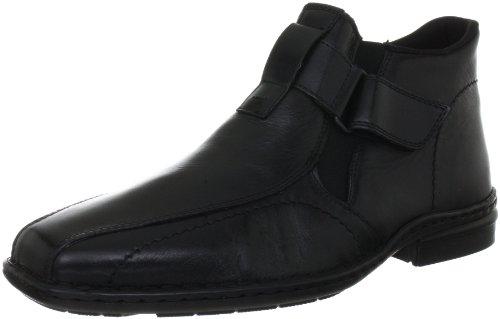 Rieker 19890, Herren Stiefel, Schwarz (schwarz/schwarz 00), EU 46