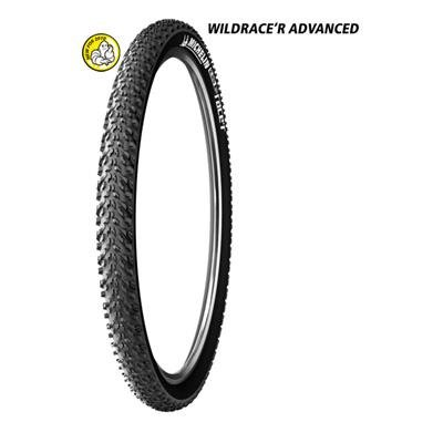 Michelin WildRace'R Advanced Tubeless Mountain Bicycle Tire (26 x 2.1)
