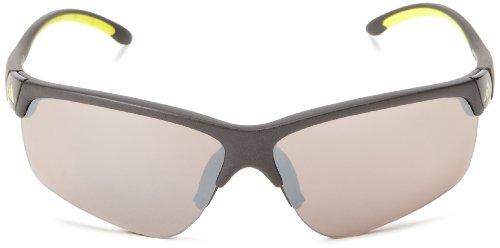adidasadidas S a165 6088 Adivista Aviator Sunglasses, Phantom/Fresh Lemon, 66mm