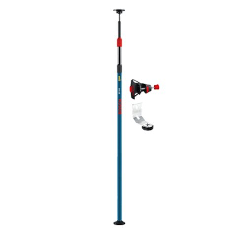 Bosch BP350 Telescoping Pole with 1/4-Inch by 20-Inch laser Mount