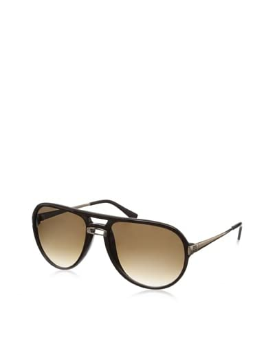 Givenchy Women's SGV759 Sunglasses, Shiny Brown