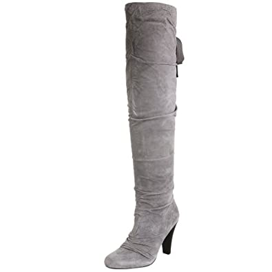 Two Lips Women's Kitty Kat Suede Boot