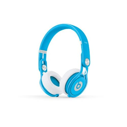 beats by dr.dre beats mixr Neon Blue