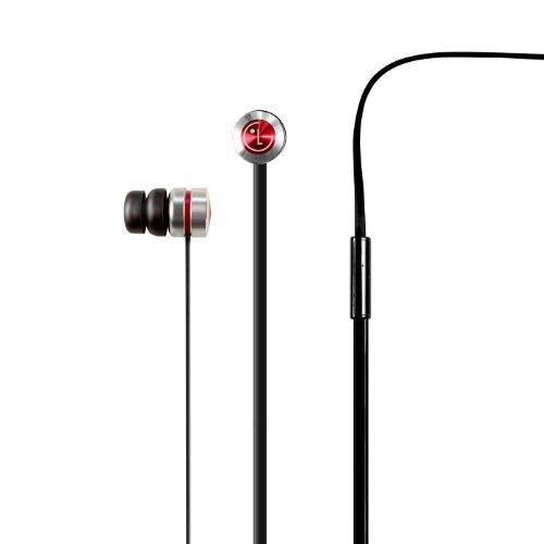 Lg Electronics Hss-F420B Quadbeat Wired Stereo Headset - Retail Packaging - Black
