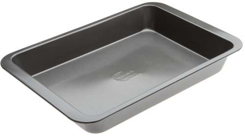 Range Kleen 13-3/8 x 9-1/8 x 1-3/4 Inch Bake and Roast Pan