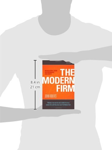 review of the modern firm organizational design for performance and growth Direct relationship between strategic planning and the relationship between strategic planning constituent variables and firm performance 2 literature review.