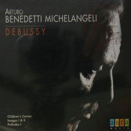 Michelangeli Debussy Children's Corner, Images 1 + 2, Preludes 1 (Aura)