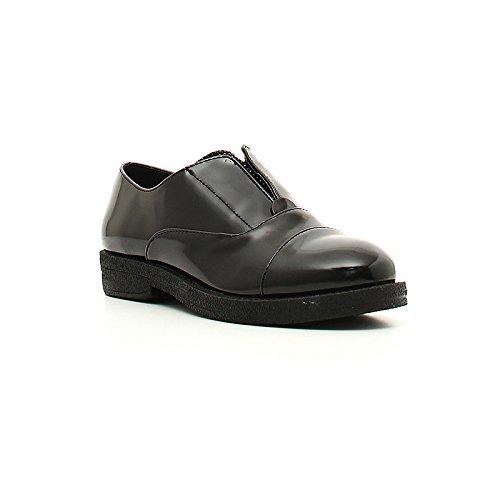Mocassino Pantofola Nero M029L-NE - Francesco Milano , 38