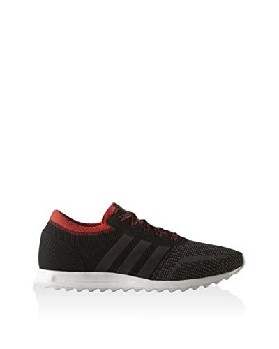 adidas Sneaker Los Angeles anthrazit/rot EU 38 (UK 5)