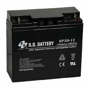 B.B. Battery 12V 20Ah Battery B1 Terminal, BP20-12-B1 (Mini Kota 35 compare prices)