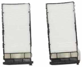 TYC 800120P2 Nissan Frontier Replacement Cabin Air Filter