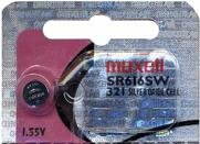 MAXELL 321 - Watch BatteryB00007E7W1 : image