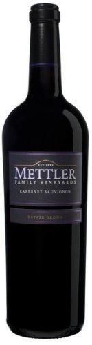 Mettler Family Vineyards Cabernet Sauvignon 2009 750Ml
