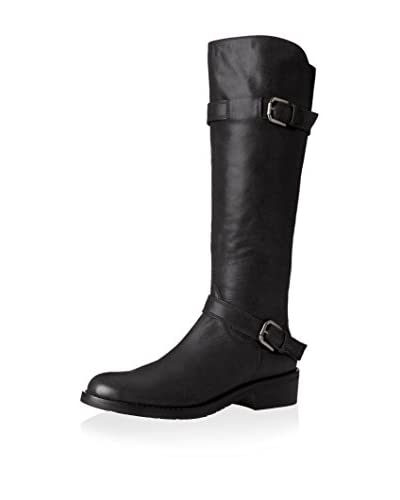 Chocolat Blu Women's Lorretta Tall Boot  [Black]
