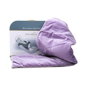 Dreamtime Aromatherapeutic Warm Body Wrap, Lavender Velvet 1 Ea