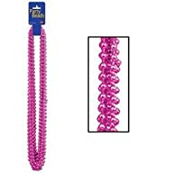 Party Beads – Small Round (cerise)…