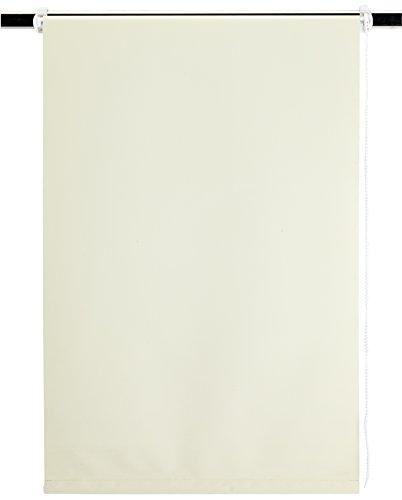Wohn-Guide Thermo-Rollo Klemmfix ohne Bohren Creme Verdunkelung + Silberbeschichtung Breite 60 Länge 150 RKV.060.150.05